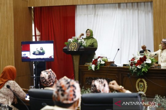 Peringati hari jadi, Bupati Bogor janji fokus tata ibu kota dan desa