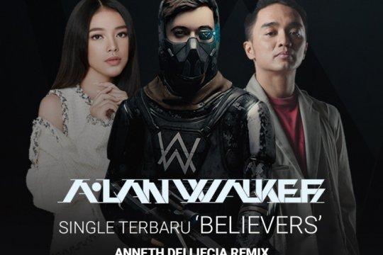 Joox hadirkan kolaborasi Alan Walker dengan sejumlah musisi Asia