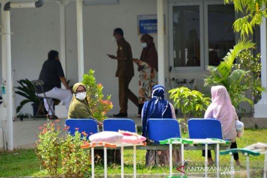 Satgas: Ada 214 kasus baru COVID-19 di Aceh, 21 daerah masih oranye