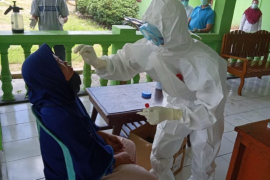 Jumlah kasus aktif COVID-19 di Mukomuko berkurang jadi 62