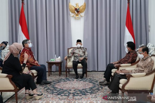 Wapres minta Bank Syariah Indonesia lebih kompetitif tarik nasabah