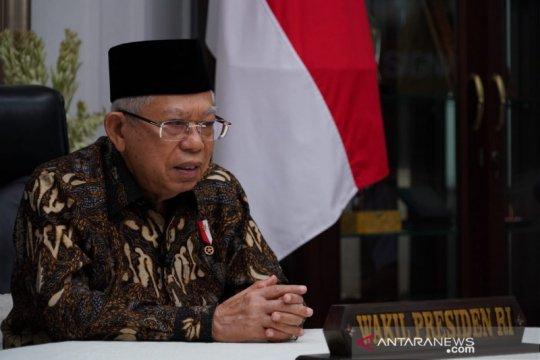 Wapres dan Menkopolhukam bahas percepatan kesejahteraan Papua