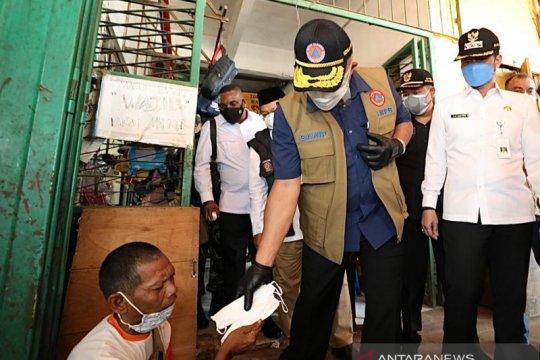 Pantau prokes, Kasatgas COVID-19 blusukan ke Pasar Bitingan Kudus