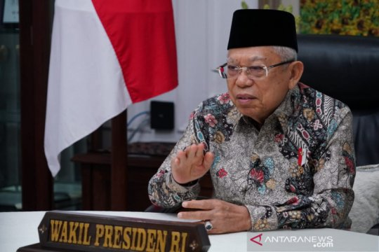 Wapres ingatkan tiga tantangan pengelolaan zakat di Indonesia