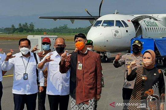 Dirut Citilink bangga torehkan sejarah di Bandara Purbalingga