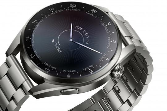 Pembaruan Huawei seri Watch 3 hadirkan kontrol gerakan cerdas