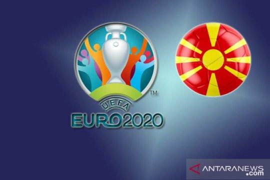 Data dan fakta timnas Macedonia Utara di Euro 2020