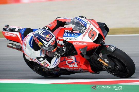 Kualifikasi MotoGP Jerman: Zarco hentikan rentetan pole Quartararo