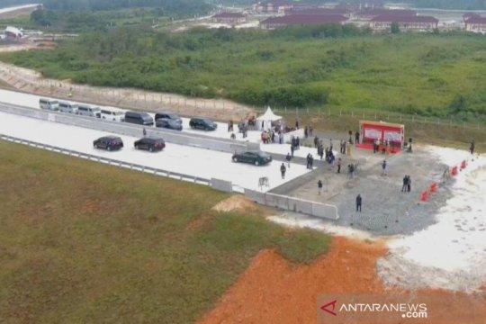 Pemrov Riau percepat ganti rugi 64 persil lahan untuk jalan tol