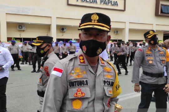 Polisi: Terduga teroris di Merauke terlibat kasus Jakarta dan Makassar