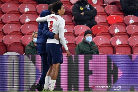 Cedera paksa Trent Alexander-Arnold absen bela Inggris di EURO 2020