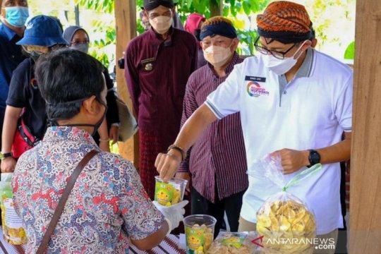 Sandiaga ajak pelaku parekraf manfaatkan Bantuan Insentif Pariwisata