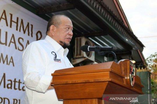 Ketua DPD RI minta pemerintah dukung detektor gempa karya UGM