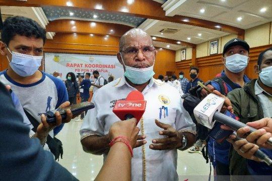 PB PON meminta masyarakat Papua tidak terprovokasi polemik duta-ikon
