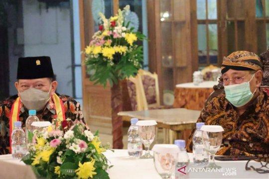 Ketua DPD RI siap perjuangkan dana budaya buat Keraton Solo