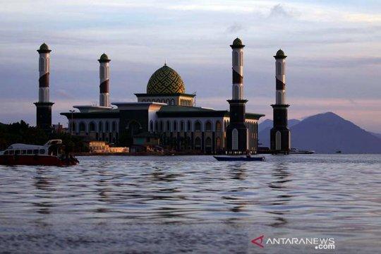 Gempa magniduto 5,4 di barat Ternate tidak berpotensi tsunami
