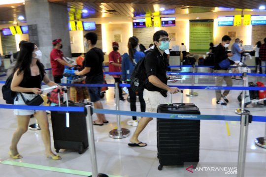 Bandara Ngurah Rai layani 268 ribu penumpang selama Mei 2021