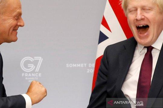PM Inggris minta G7 memvaksin dunia pada akhir 2022