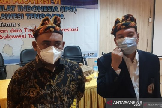 Tim pencak silat Sultra incar medali emas PON Papua