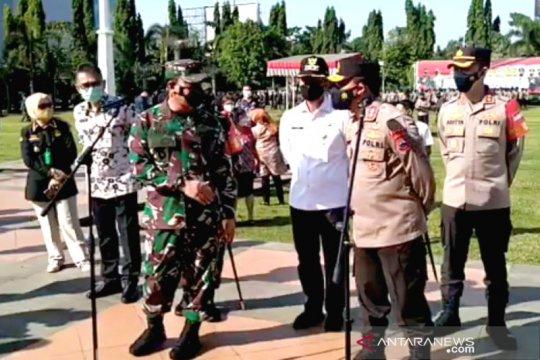 Pangdam Diponegoro minta tokoh agama berikan contoh patuhi prokes