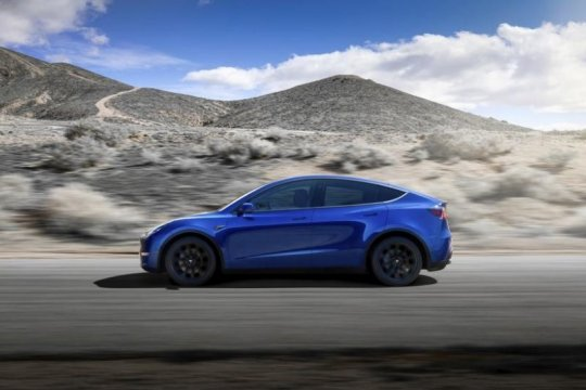 Kalahkan Mercy, Tesla Model Y mobil impor terlaris di Korsel