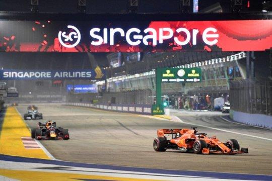 Grand Prix F1 Singapura dibatalkan karena khawatirkan pandemi