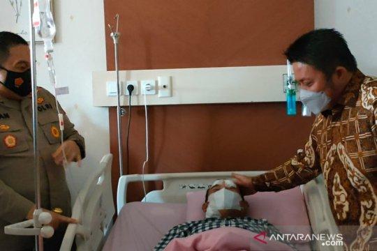 Gubernur Sumsel sesalkan kejadian upaya pembunuhan polantas