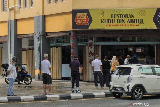 """Malaysia perpanjang """"total lockdown"""""""