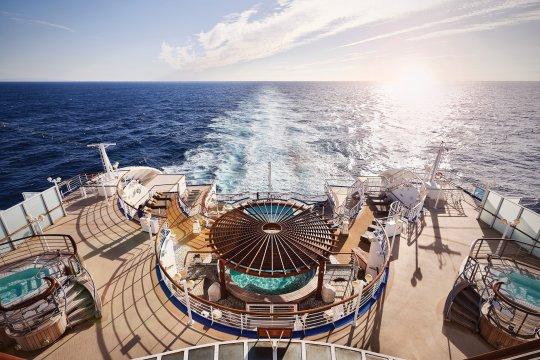 Princess Cruises hadirkan rute pelayaran Asia Tenggara dan Jepang