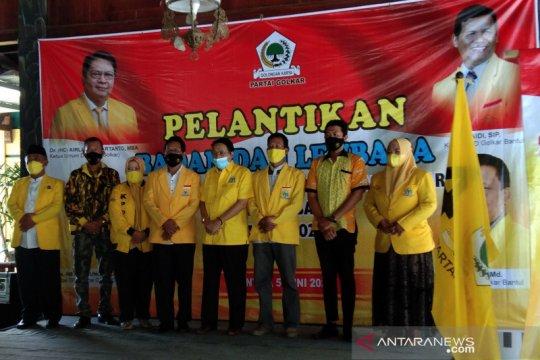 Golkar DIY pelopor utama jagokan Airlangga sebagai Capres 2024