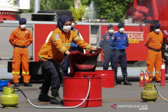 Sosialisasi pencegahan dan penanganan kebakaran