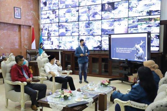 Survei MM Unair sebut 80 persen warga Surabaya puas kinerja Wali Kota