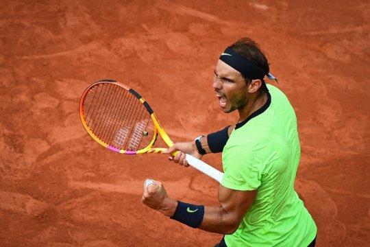Nadal ke babak keempat French Open setelah benamkan Norrie