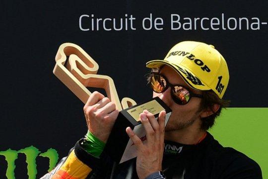 Gardner juara di Catalunya, P6 untuk Pertamina Mandalika