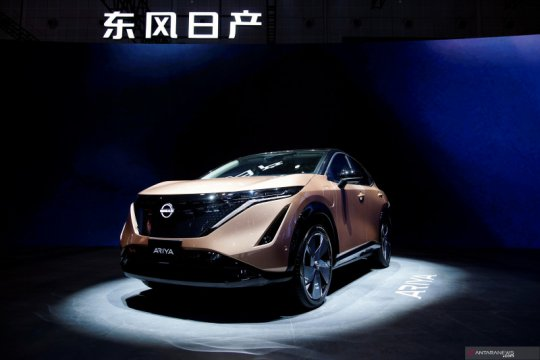 Penjualan Nissan Ariya tertunda karena COVID-19 dan kekurangan chip