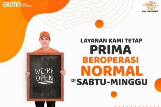 PT Pos Indonesia buka layanan tujuh hari seminggu