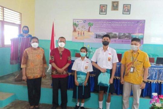 SMPN 8 Ambon ditetapkan sebagai sekolah pantai Indonesia 2021