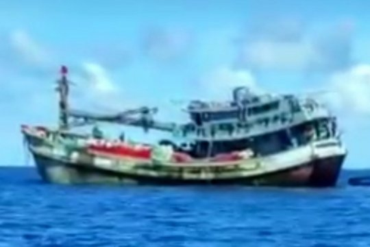 Nelayan Vietnam dan Thailand makin berani menjarah laut Natuna