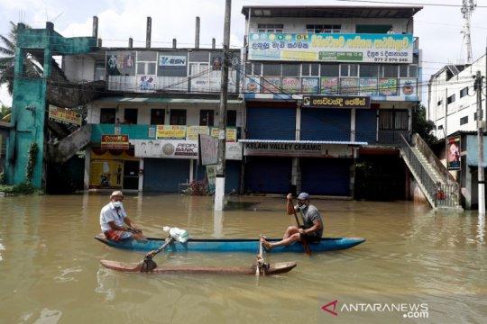 Banjir di Sri Lanka sebabkan 17 orang tewas
