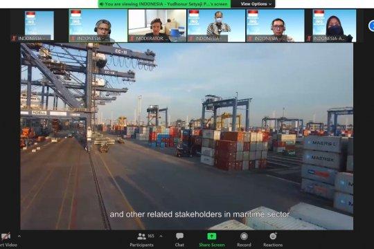 Indonesia paparkan kemajuan pelabuhan di IMO
