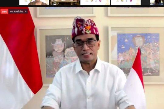 Menhub hingga Stafsus Presiden hadiri workshop Sastra Bali Klasik