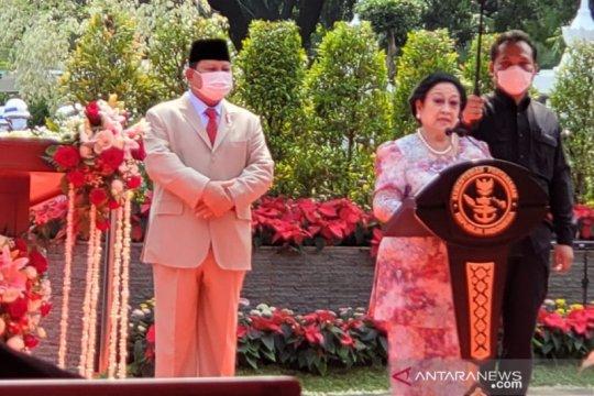 Megawati ingatkan prajurit TNI jangan lupakan strategi perang gerilya