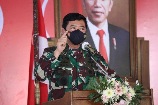 Panglima TNI meninjau penanganan COVID-19 di Grobogan