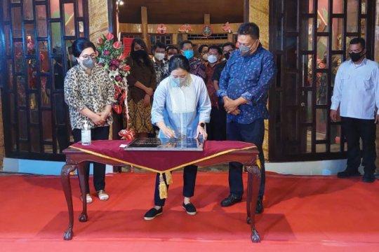 Puan Maharani resmikan 'Kolongan Village Culture Resto'