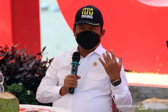 Menteri Trenggono: Seluruh dunia bersatulah berantas pencurian ikan