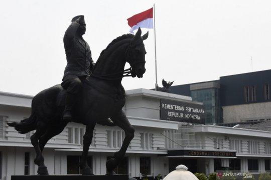 Patung Bung Karno di Kemenhan diresmikan