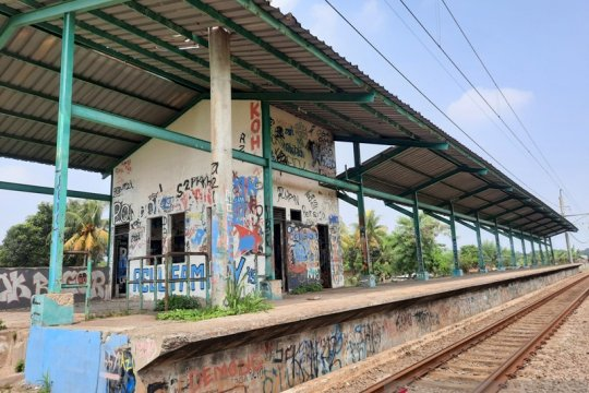 BPTJ survei Stasiun Pondok Rajeg untuk beroperasi kembali