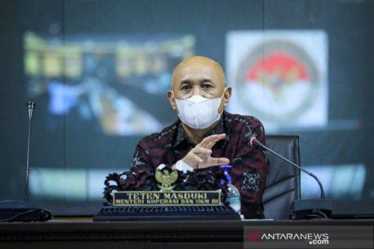 Menkop UKM temui UMKM Bali berbasis Ekraf untuk pemulihan ekonomi