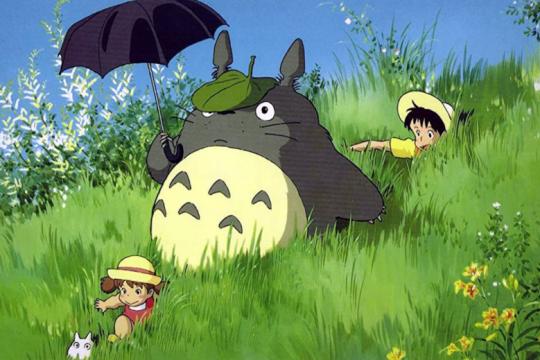 Dunia Totoro segera hadir di Studio Ghibli Theme Park Jepang