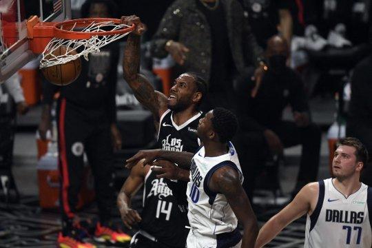Clippers akhirnya ke semifinal Wilayah Barat usai rampas gim terakhir